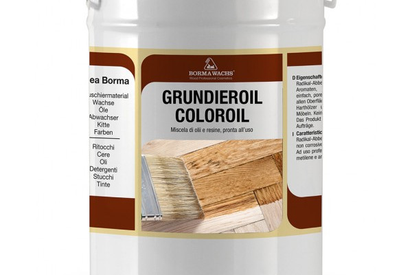 Олія-ґрунт GRUNDIEROL COLOR OIL BORMA WACHS