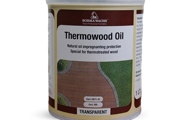 Олія для термодеревини  THERMOWOOD OIL