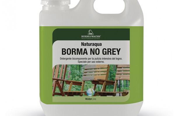 Рідина для відновлення кольору деревини NO GREY BORMA WACHS