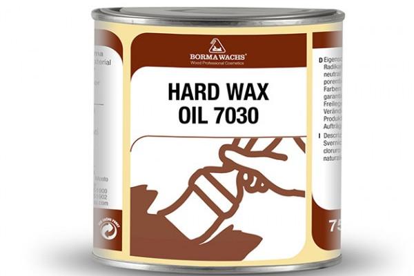 Олія-віск підвищеної складності HARD WAX OIL 7030 BORMA WACHS