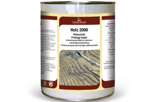 Рідина для захисту деревини HOLZ 2000 BORMA WACHS