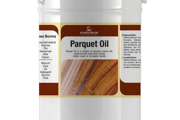 Олія для паркету PARQUET OIL BORMA WACHS