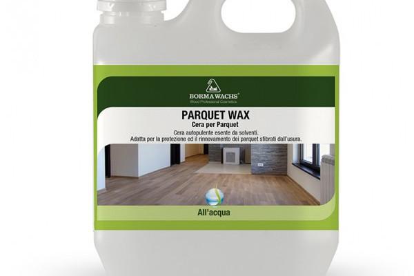 Восковий поліроль для паркета PARQUET WAX BORMA WACHS