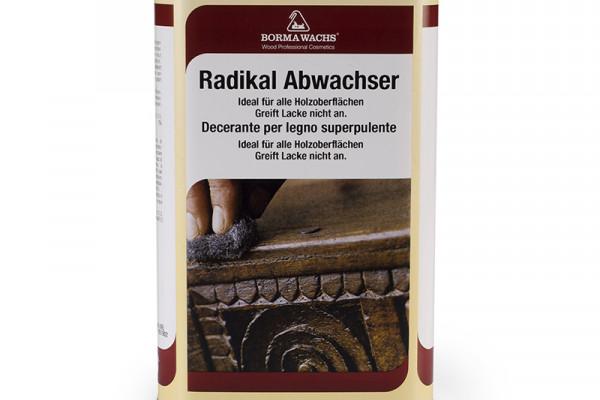 Очищувач воску RADIKAL ABWACHSER BORMA WACHS