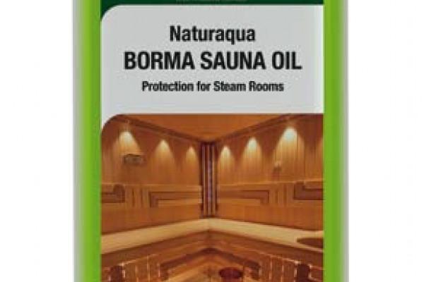 Олія для сауни SAUNA OIL BORMA WACHS