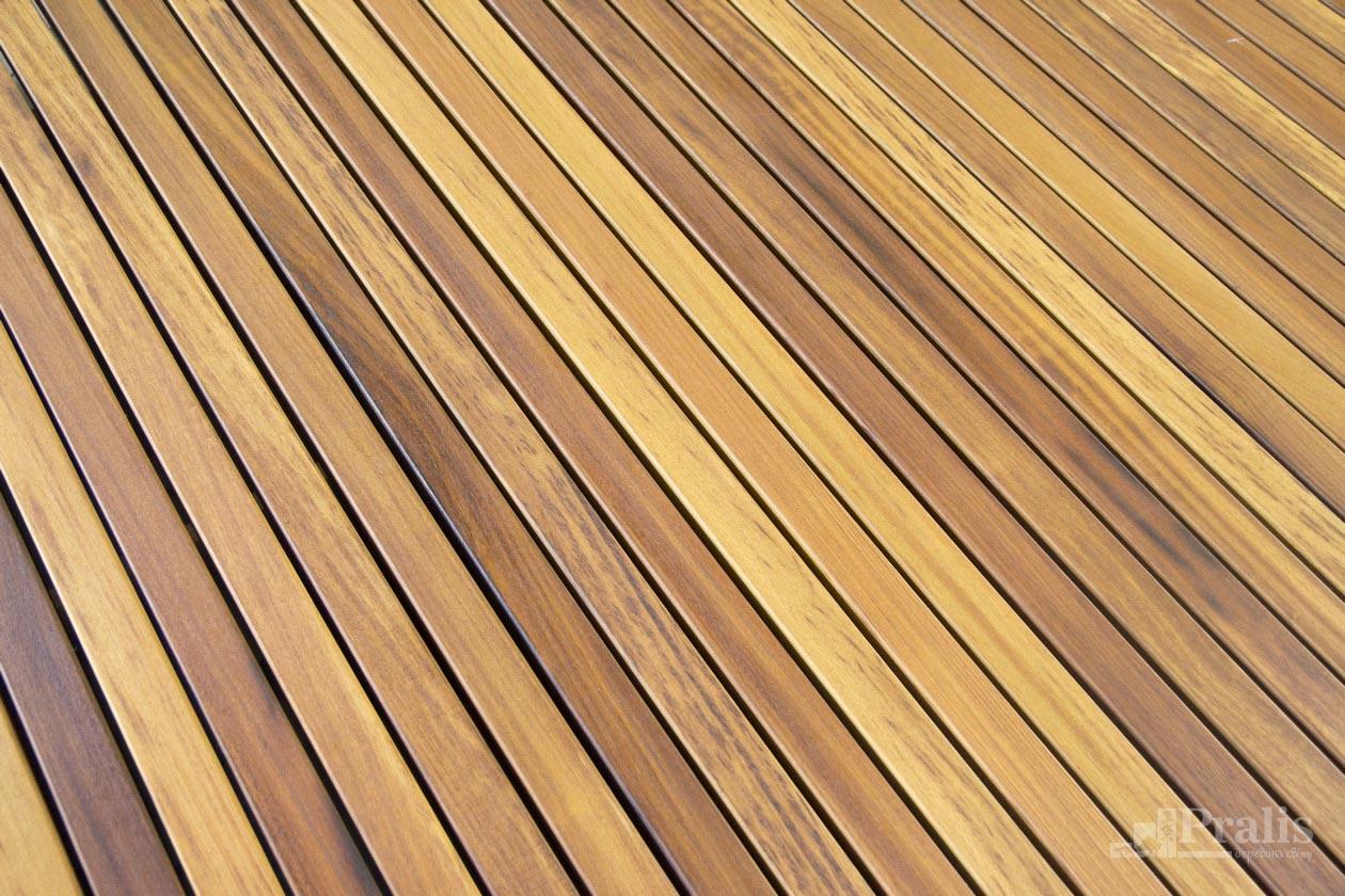 Елементи конструкції лавок з дерева Іроко