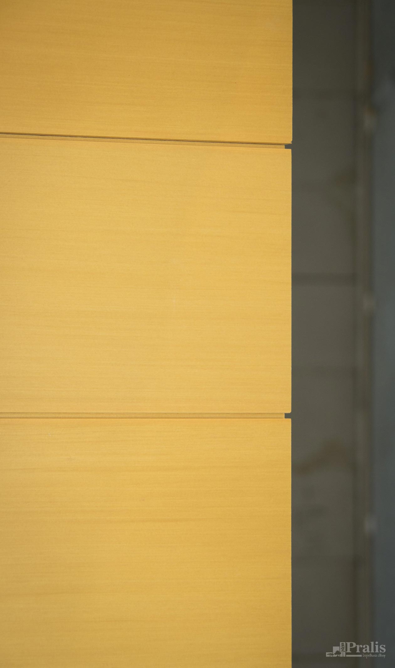 Софіти та дерев'яні стелі з жовтого кедру